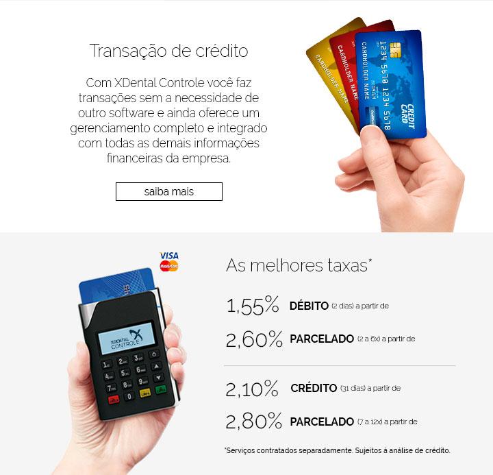 Transação de crédito